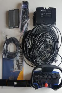Sterowanie radiowe Hds Hiab Olsberg Palfinger CombiDrive Hetronic